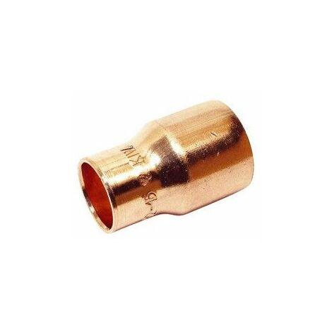 Reducción de cobre de 28 a 15 para soldar Macho Hembra de Comap-Sudo