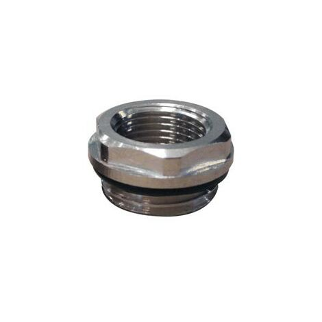 Reducción para el radiador de acero 15x21/12x17