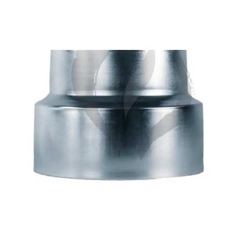 Reduccion Tubo Estufa Galvaniz - EXOJO - RG120100 - 120-100 MM