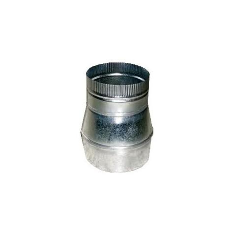 Reduccion Tubo Estufa Galvaniz - EXOJO - RG200150 - 200-150 MM