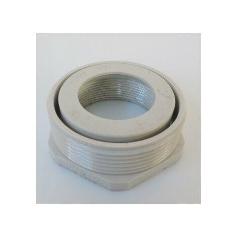 Réducteur 48/36 polycarbonate (à l'unité) PVC gris SIB ADR G6482008