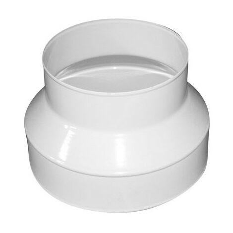 Réducteur de gaine alu 250 - 160 mm - gaine de ventilation