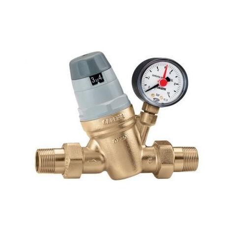 Réducteur de pression 535 1/2 THERMADOR avec RU et manomètre - R53515