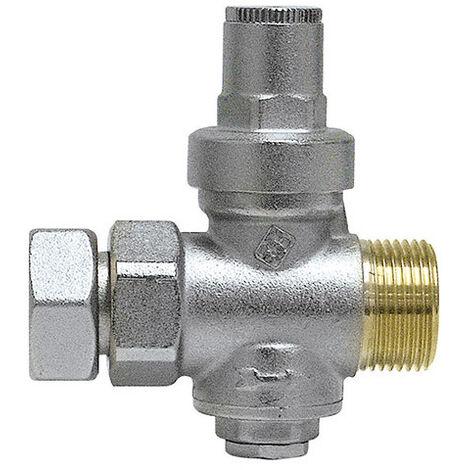 """main image of """"Réducteur de pression à piston Ecrou tournant/Mâle 20/27 - PN16"""""""