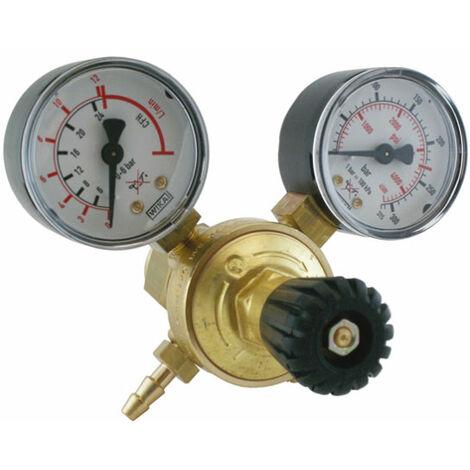 Réducteur de pression en laiton avec double manomètre, Telwin 722119