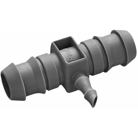 """Réducteur en T 13 mm / 4,6 mm - Par 5 - connexion """"classic"""""""