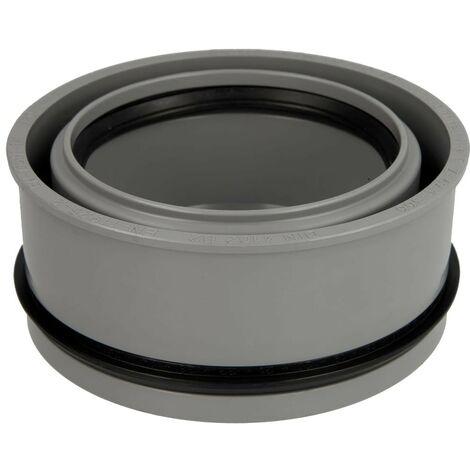 Réducteur HT concentrique DN 160/110, pour tuyaux HT et KG