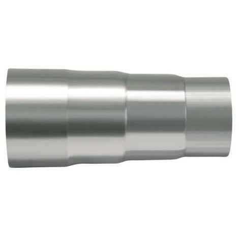 Reducteur Inox D65+63.5+60+55mm L160mm
