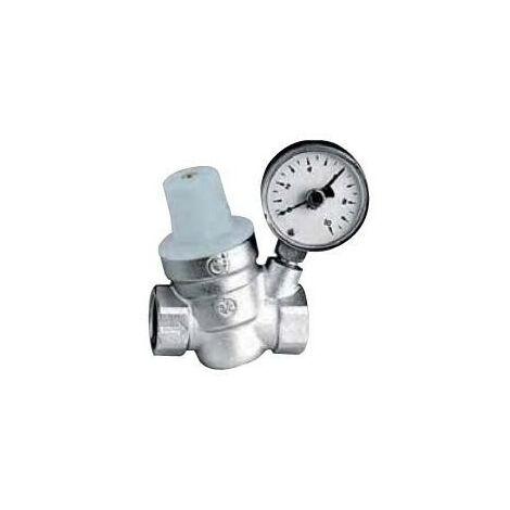 Réducteur pression + mano FF 15X21