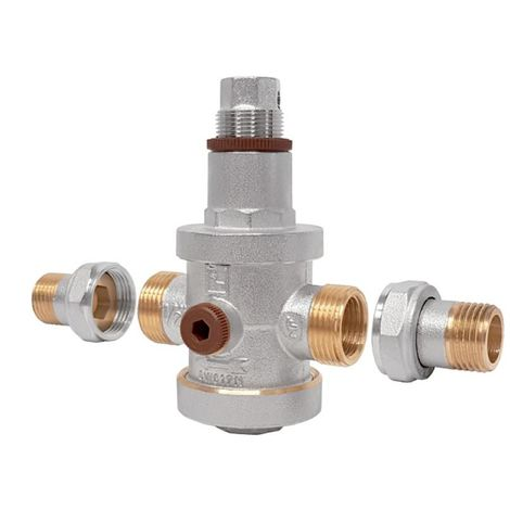 Reducteur pression multifilete