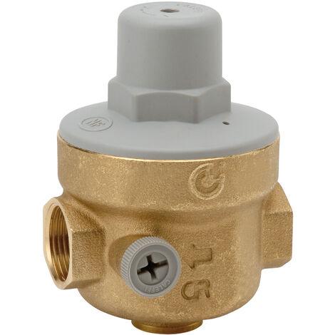 Réducteur pression NF 25bar-Femelle Femelle 3/4
