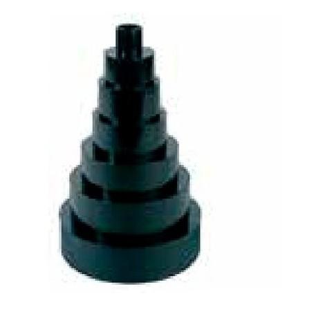 Réducteur universel en plastique rigide D. 25 à 150 mm - AB-RU - Holzprofi - -