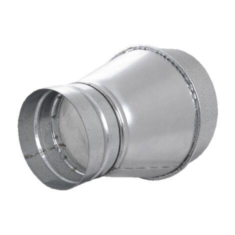 Réduction 80/75 Femelle - ECONONAME - FLX-RPCF8075 Réduction diamètre 80 à 75 mm - D80 femelle / D75 femelle