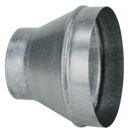 Réduction conique concentrique galva RCC