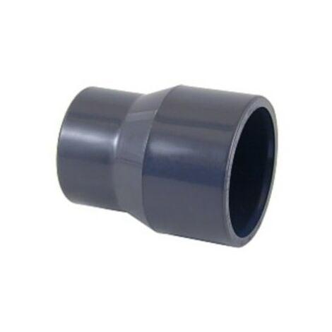 Réduction conique diam 140/125mm vers diam 75mm