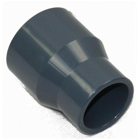 Réduction conique en PVC ø 75 X 63 X 32 mm
