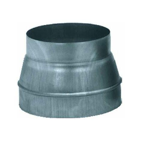 Réduction conique Spiraclim RED 355/125 - Diamètre A : 355mm - Diamètre B : 125mm