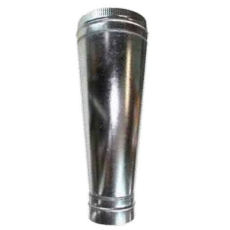 Réduction d'aspiration conique entrée/Sortie 100/60 mm - AB-URE100/60 - Holzprofi - -