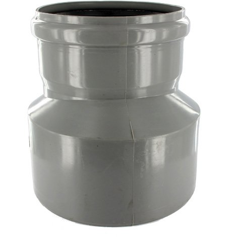 Réduction excentrée PVC Assainissement Ø200x160