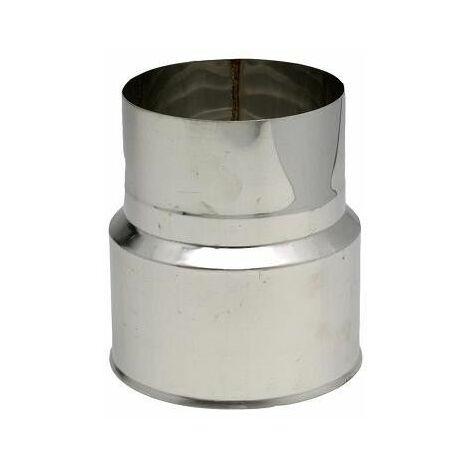 Réduction inox 125x119