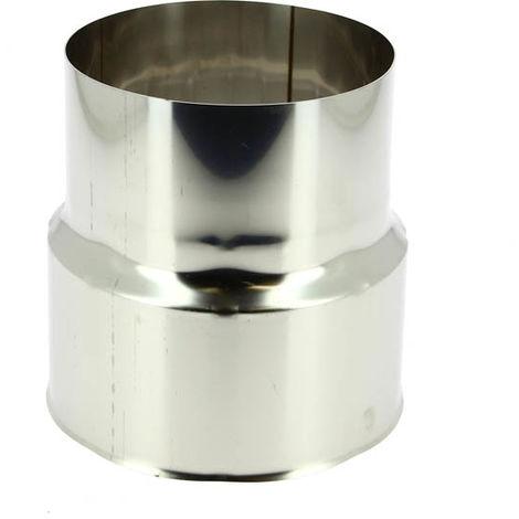 Réduction inox 304 Ø153/139