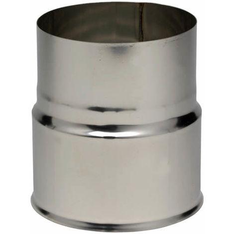 Réduction inox 304 O180/125