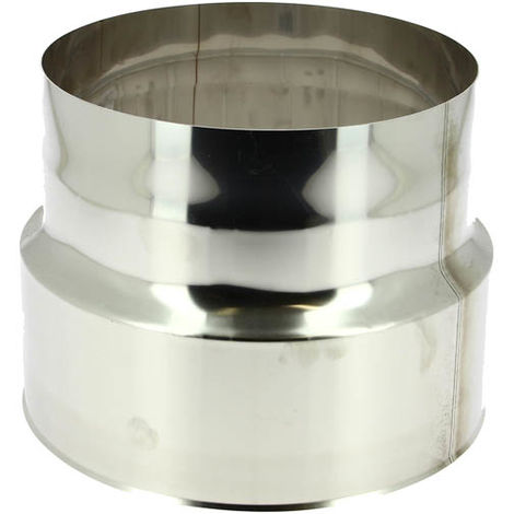 Réduction inox 304 O200/180