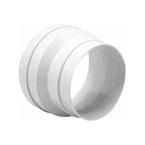 Réduction multi-diamètres RMC 100 pour conduits rigides ronds PVC - ø100mm à ø130mm