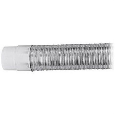 Réduction pour tubage flexible Inox Diam186-180