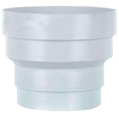 REDUCTION PVC D.100 A 80MM (Vendu par 1)