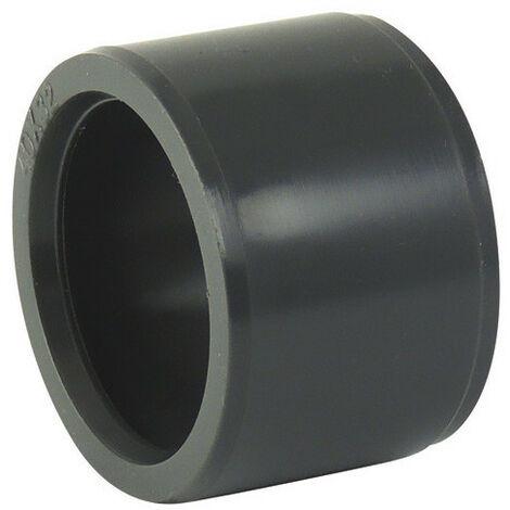 Réduction simple Male / femelle en PVC à coller - Ø A: 140mm | Ø B: 110mm