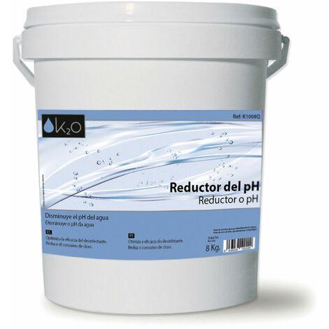 Reductor de pH K2O 8 kg - K1008Q
