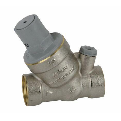 """Reductor de presión acero inoxidable y filtro 3/4"""" - RBM : 28480500"""