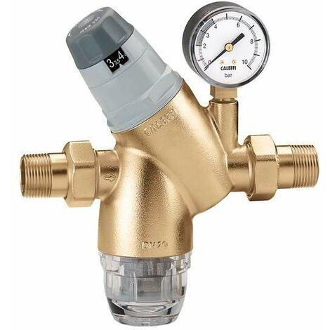 Reductor de presión con cartucho monobloque extraíble caleffi 5351