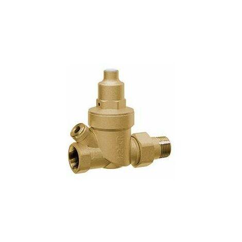 Reductor de presión de conexión M-F Far Rubinetterie 2864-2865-2866-2867