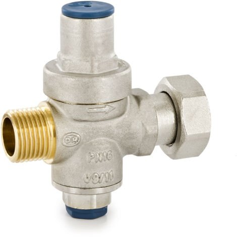 "reductor de presión MHG3/4"" - toma manómetro"
