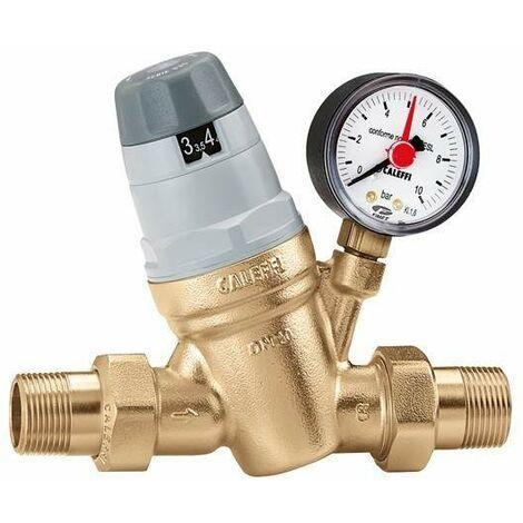 Reductor de presión preregulable con cartucho caleffi 5350