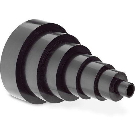 Reductor múltiple de 127 mm a 25 mm para instalaciones de aspiración Woodcraft