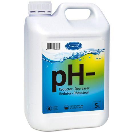 Reductor pH Líquido 5 L Fusión