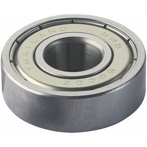 Reely 6000 ZZ Radial Steel Ball Bearing 26mm OD 10mm Bore 8mm Width