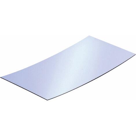 Reely Mirror Finish Polystyrene Sheet 200x100x1mm