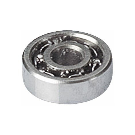 Reely MR 62 ZZ Miniature Ball Bearing Closed 6mm OD 2mm Bore 2mm Width