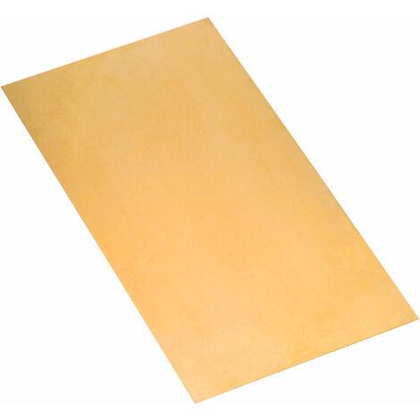 Reely PBB 200X150X0,5MM Phosphor bronze sheet 200x150x0.5mm