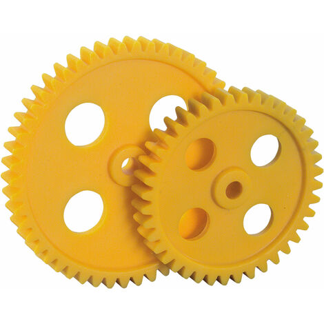 Reely Plastic Gear Set Yellow 10pcs