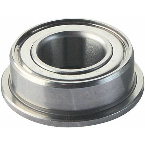 Reely Radial Steel Ball Bearing with Flange 19mm OD 10mm Bore 7mm Width