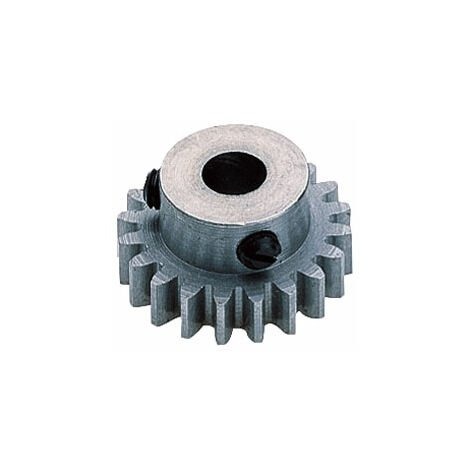 Reely Steel Gear 20 Tooth with Grubscrew 1M