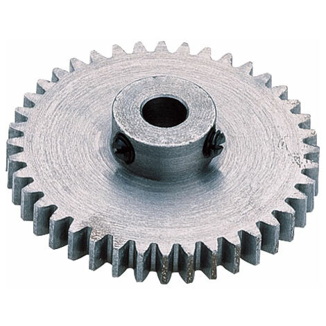 Reely Steel Gear 40 Tooth with Grubscrew 1M