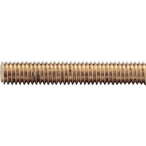 Reely Threaded Rod Brass M5 500mm