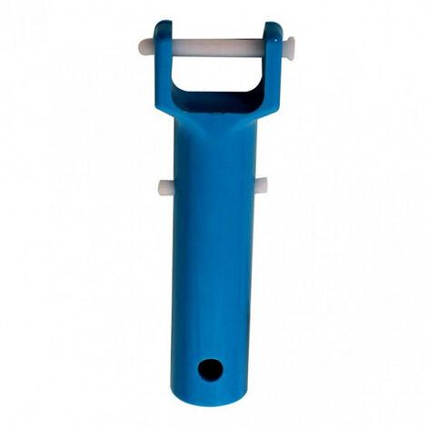 Reemplazo de la manija de la piscina - Fijación de la articulación de la manija telescópica