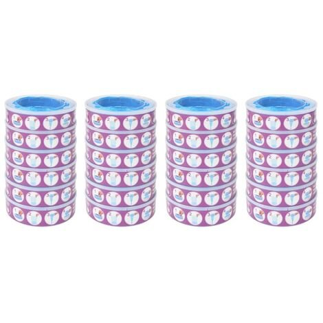 Refill Cassettes for Angelcare Diaper Genie 24 pcs